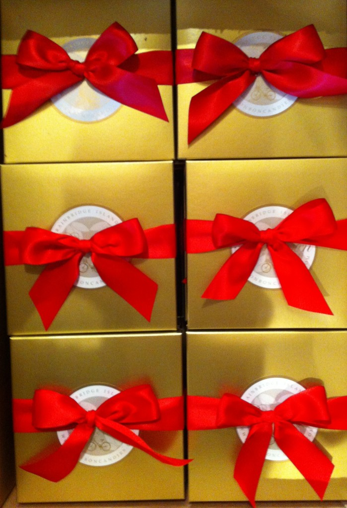 Think Bon Bon Candy Store for corporate gifting this Holiday or all year round!