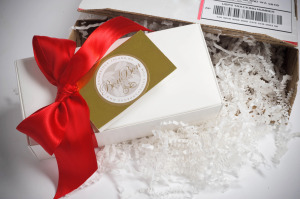 Bon Bon Candies Holiday Fudge Gift Box
